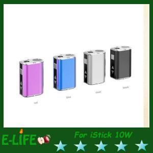 Quality Mini iStick 10W Box Mod 1050mAh Variable Wattage/Voltage Vape Mod for sale
