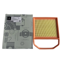 Quality OEM A2760940504 Mercedes Air Filter In Car Engine Parts for sale