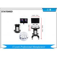 Quality 55 Kg Trolley 4d Ultrasound Machine With Cardiac Ultrasound System for sale