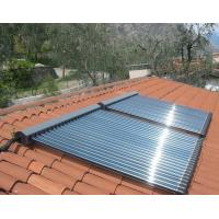 China heat pipe solar thermal collector on sale
