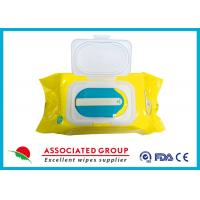 Buy cheap Fruit Series Baby Wet Wipes With Lid Ultra Thick & Soft Stable PH No Irritation from wholesalers