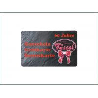 Personalized Inkjet RFID Smart Card PVC Materials E - Card System ISO9001