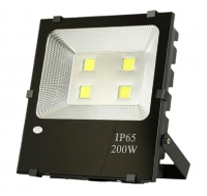 Quality IP66 COB Waterproof Led Flood Lights Ultra Slim Outdoor 260VAC for sale