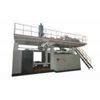 Quality 1000L Extrusion IBC Tank Blow Molding Machine For Chemical CE Approval for sale