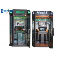 Quality Touch Screen Mini Karaoke Machine , Mobile Karaoke Booth  Coin Operated for sale