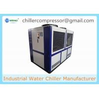 China 40HP R407c Scroll Type Compressor Industrial Glycol Chiller for Beer and Wine on sale