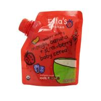 China Doypack Reusable Baby Food Pouches BPA Free With Corner Spout on sale