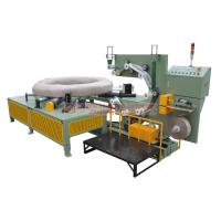 Buy cheap High Speed Steel Wire Coil Packing Machine Stable Performance With Labeling from wholesalers
