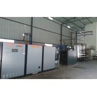 Quality Skid Mounted Oxygen Nitrogen Gas Plant For Float Glass , Cryogenic Air Separation Unit for sale
