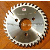 Buy cheap High Quality Conical Scoring TCT Circular Saw blade from wholesalers