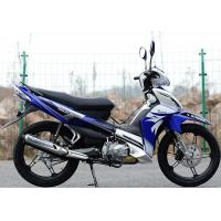 Quality 5.0KW Super Cub Motorbike Alloy Rim Model With Double Rear Shock Absorber for sale