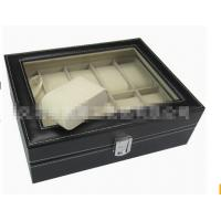 Quality watch box watch display watch pillow 10 watch for sale