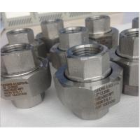 China Stainless Steel Forged Fitting , ASME B16.11 , MSS SP-79 , And MSS SP-83. Superior Corrosion Resistance on sale