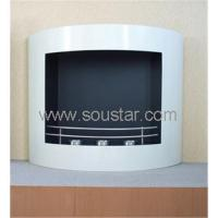 Buy cheap Powder coated fireplace from wholesalers