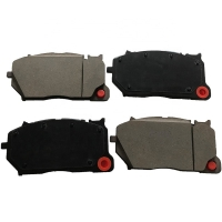 Buy cheap 3SA698151 Front Brake Pads For Bentley Continental GT Flying Spur from wholesalers