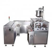 Quality Pharmaceutical Injectable Filling Machine , Suppository Filling Machine Fully Automatic for sale