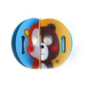 China Matt Finishing Board Childrens Book Printing / Baby Story Book 140*150mm Size on sale
