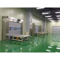Quality 304 Stainless Steel Rapid Shutter Door 1000-1500 Times / Day Anti Breaking for sale