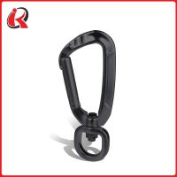 Buy cheap Lightest 7075 aluminum carabiner swivel for dog leash wholesale from wholesalers