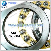 Quality Thrust Ball Bearing SKF 51230M, Single Direction, 150X215X50 Mm, Brass Cage for sale