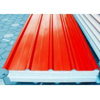 Quality Orange Prepainted Galvanized Steel Coil With Hot Dipping Processe for sale
