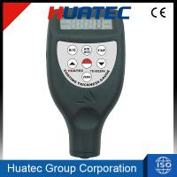 Magnetic induction 1250um Coating Thickness Gauge TG8825 for non - magnetic coating layers