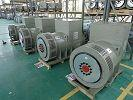 Quality 50HZ Single Bearing Alternator IP23 Class H Factor Ranges From 0.8 To 1 for sale