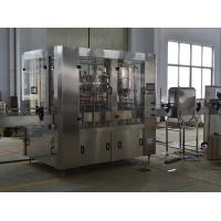 China Glass Bottle Wine Filling Machine for Whisky Sparkling , Liquid Filling Machine on sale