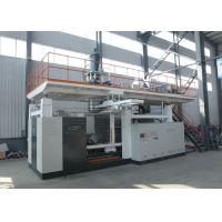 Quality 1 - 3 Layers Plastic Water Tank Machine, 422kw Extrusion Blow Molding Machine for sale