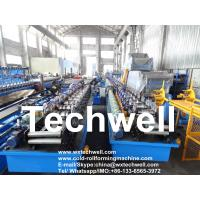 Quality 15m/Min 14 Stations Metal Stud And Track Roll Forming Machine for sale