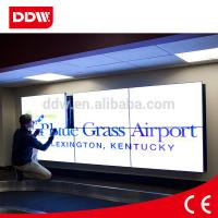 Quality Samsung 10mm Narrow bezel LCD video wall LED backlight 1920x1080 for sale