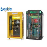 Quality Soundproof Coin Operated Karaoke Machine Space Saving Cost Per Time Payment for sale
