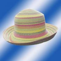 Buy cheap Toyo Paper Braid Hats In Multicolor 10/214 from wholesalers