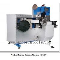 Quality Automatic Brazing machine for big  tct circulare saw blades for sale