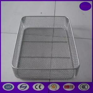 Quality sterilization baskets clean baskets surgery for sale
