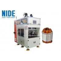 Quality Automatic Air Conditioner Motor Stator Winding Machine for sale