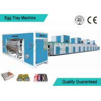 Quality Full Automatic Moulding Pulp Egg Tray Machine with 4000 Pcs/H for sale