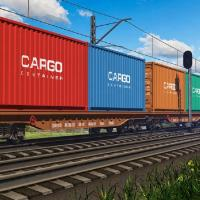 Quality Professional FBA Freight Forwarder Railway Transport To Moscow Russia for sale