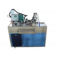 Quality Full Automatic Silver Laser Paper Horn Forming Machine Speed 45 - 65 Horns Per Min for sale