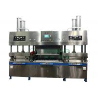 Buy Disposable Semi Automatic Paper Plate Making Machine with 1000~10000 Pcs/H at wholesale prices