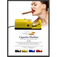 China Hot Cigarette Rolling Machine on sale