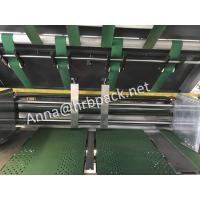 Buy Semi-automatic flute laminating machine for offset printer machine at wholesale prices