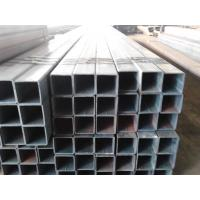 Quality mild steel square pipes for construction frame work ASTMA500 for sale