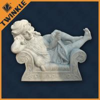 Quality White Marble Garden Ornaments for sale