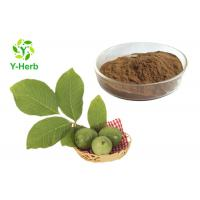 China 100% Water Soluble Herbal Extract Powder Organic Walnut Leaf Extract Powder on sale