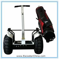 Quality electric golf scooter two wheels for sale