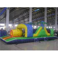 Buy cheap cheap inflatable obstacle course,inflatable water obstacle course,boot camp from wholesalers