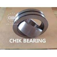 Quality Gcr15 Chrome Steel Industrial Radial Spherical Plain Bearings For Mechanical Articulating for sale