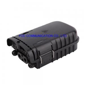 Quality 16ports SC APC Fiber Optic Termination Cabinet SGS FATM-0416M-B for sale