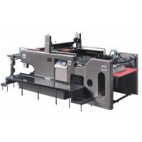 China Multi Color Automatic Printing Machine Classical Stop Cylinder Screen Press on sale